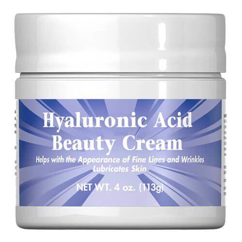 Puritan's Pride Hyaluronic Acid Cream 113 грамм