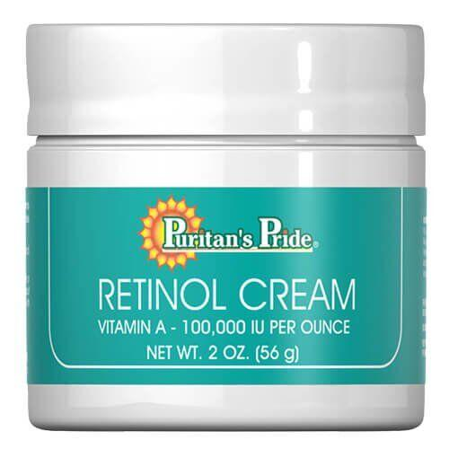 Puritan's Pride Retinol Cream 56 грамм