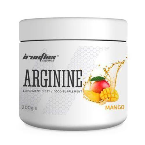 IronFlex Arginine 200 грамм, Без вкуса