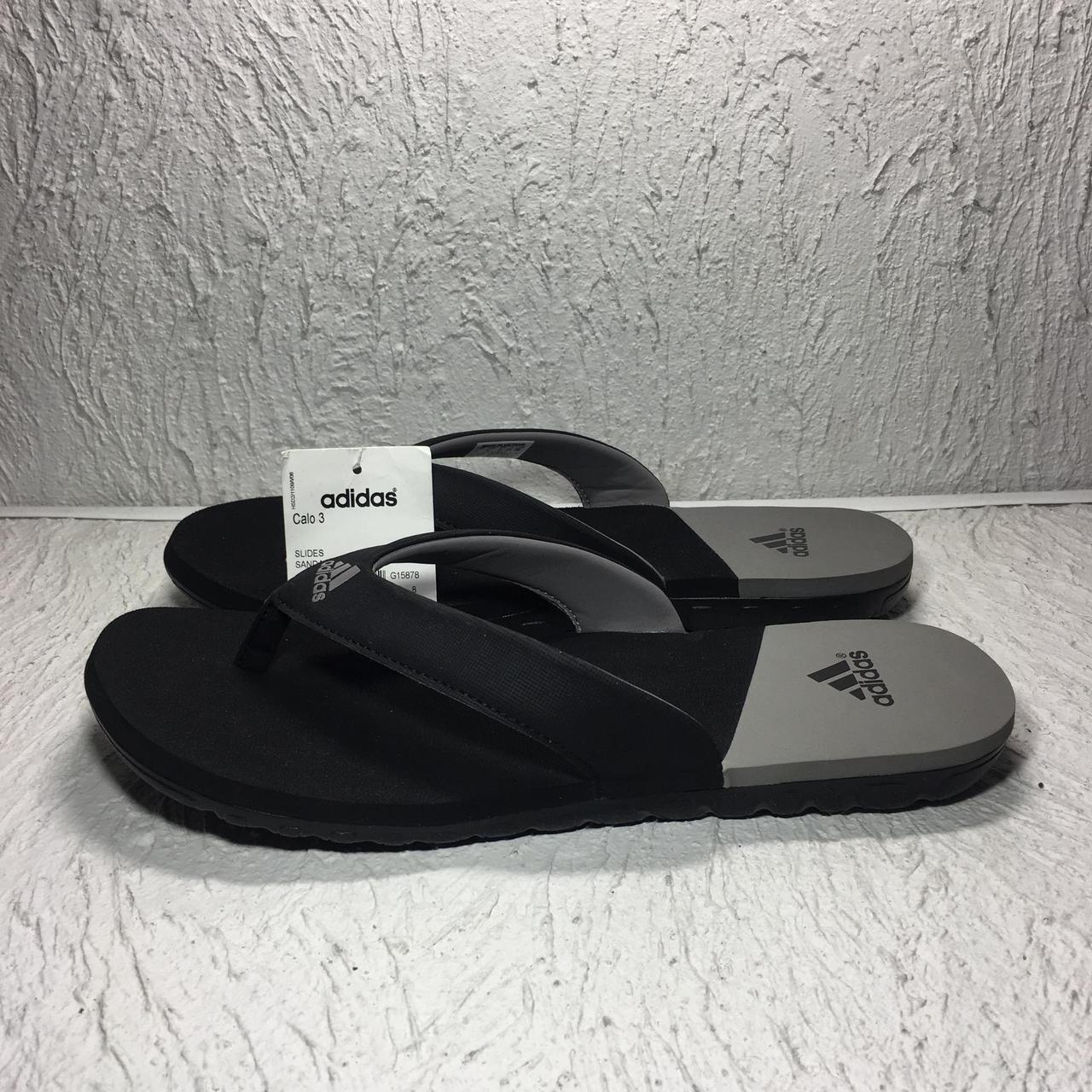 Вьетнамки Adidas Calo 3 M G15878 40 1/2; 42 размер
