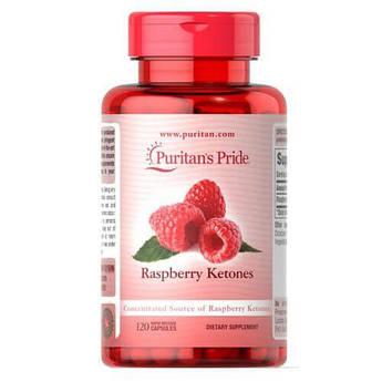 Puritan's Pride Raspberry Ketones 100 mg 120 капсул