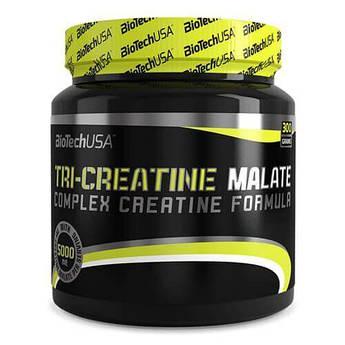 Biotech USA Tri-Creatine Malate 300 грамм
