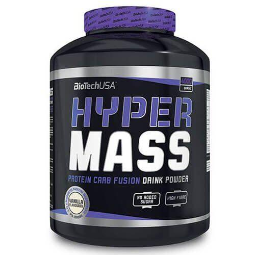 Biotech Hyper Mass 5000 4000 грамм, Малина-Йогурт