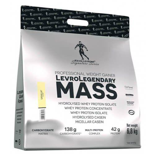 Гейнер, Kevin Levrone Levro Legendary Mass 6800 грамм, Шоколад