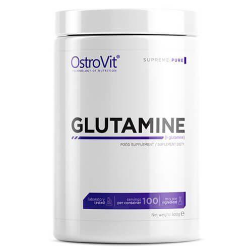 Глютамин, OstroVit Glutamine 500 грамм