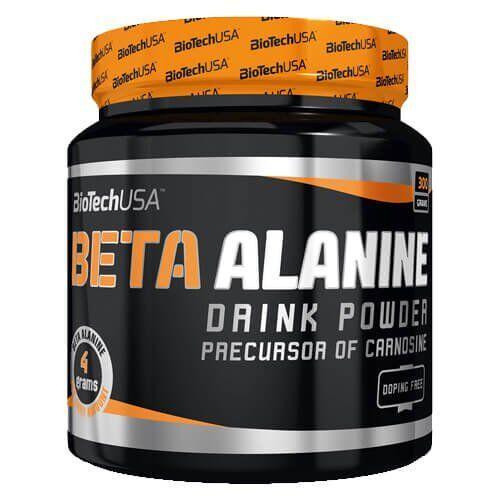Бета-Аланин, BioTech USA Beta Alanine 300 грамм