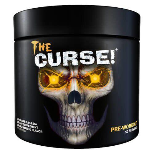 Энергетик, Cobra Labs The Curse 250 грамм, Арбуз