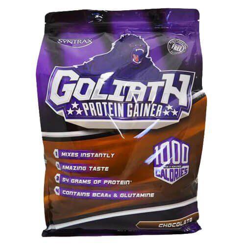 Гейнер, Syntrax Goliath Protein Gainer 5440 грамм, Шоколад