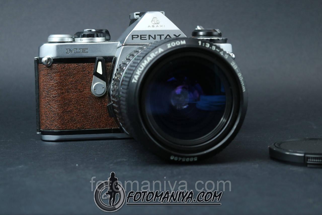 Pentax ME-SE kit Takumar-A 28-80mm f3.5-4.5