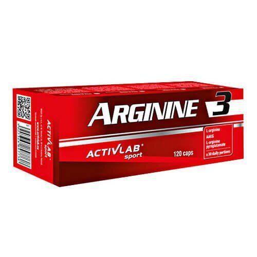 ActivLab Arginine 1000 120 капсул