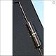 Дверь входная СТРАЖ Метал/МДФ Венге Левая 86смХ2050см №271 порошковая покраска ДОСТАВКА БЕСПЛАТНАЯ до подъезда, фото 7