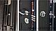 Дверь входная СТРАЖ Метал/МДФ Венге Левая 86смХ2050см №271 порошковая покраска ДОСТАВКА БЕСПЛАТНАЯ до подъезда, фото 10