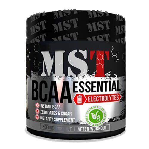Бцаа мст, MST BСAA Essential 240 грамм, Яблоко
