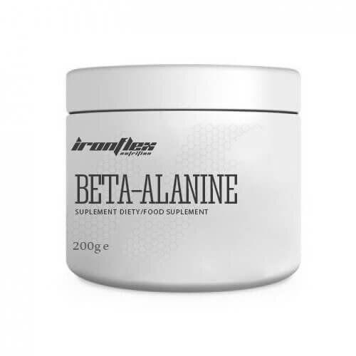 Бета-Аланин, IronFlex Beta-Alanine 200 грамм