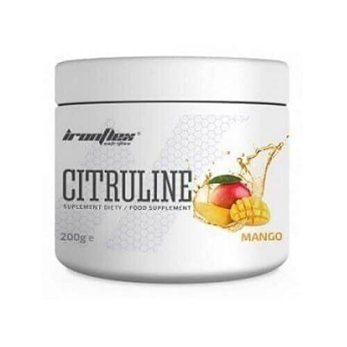 IronFlex Citrulline 200 грамм, Без вкуса