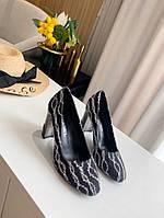 Туфли Chanel Чёрные