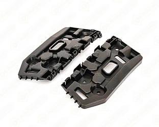 Кріплення переднього бампера (комплект) на Renault Dokker 2012-> — Renault (Оригінал) - 622216419R
