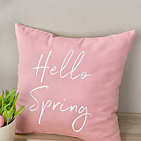Подушка декоративная Hello Spring