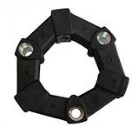 Муфта гідравлічного насоса еластична 16AS KOMATSU: PC30-5, PC40-6, PC70, Hitachi EX55.