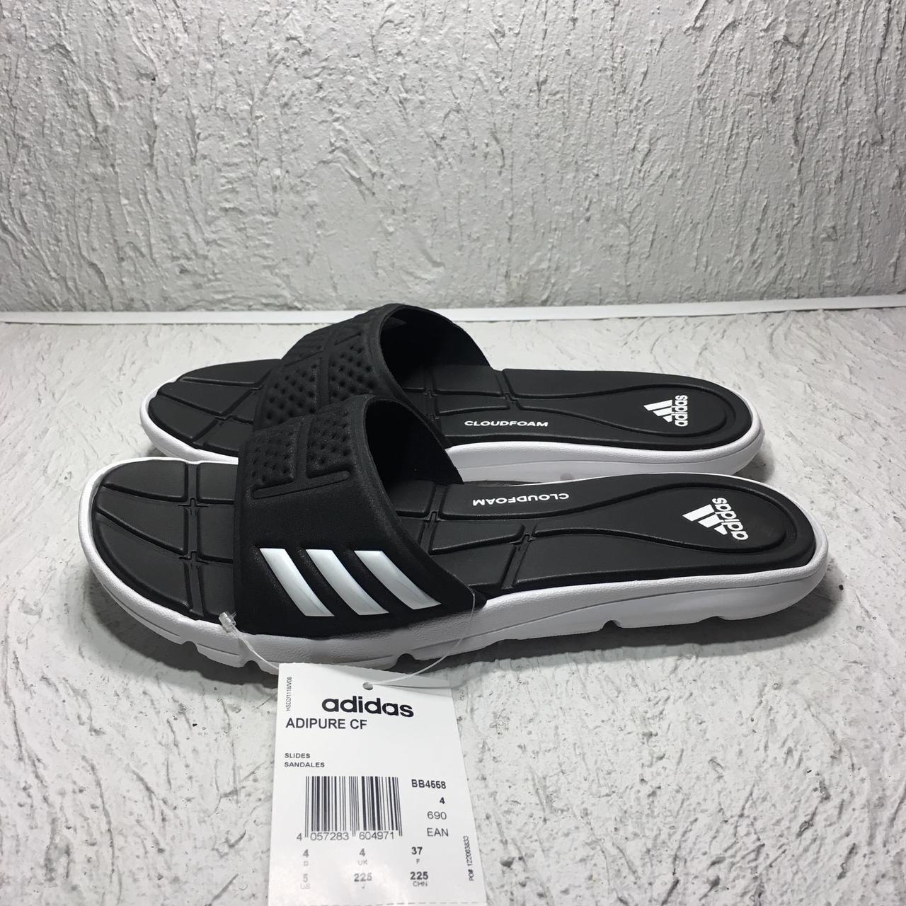 Женские Сланцы Adidas ADIPURE CF W BB4558 37 размер