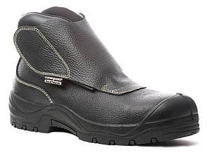 Ботинки кожаные, жаростойкая подошва, без металла. QUADRUFITE, S3, фото 2