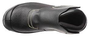 Ботинки кожаные, жаростойкая подошва, без металла. QUADRUFITE, S3, фото 3