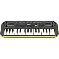 Синтезатор цифровой детский (Клавишник) CASIO SA-46AH7 (32 клавиши, черный)