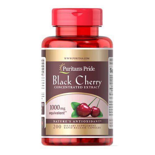 Puritan's PrideBlack Cherry Extract 1000 mg 200 капсул