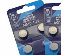 Батарейка щелочная Right Hausen AG10