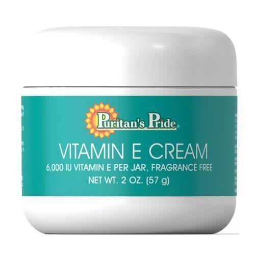 Puritan's Pride Vitamin E Cream 6,000 IU 57 грамм
