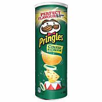 Чипсы Pringles Chesse & Onion 165 g