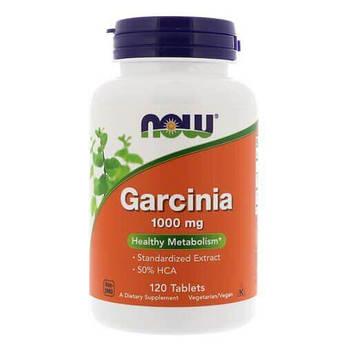 NOW Garcinia Cambogia 1000 mg 120 таб