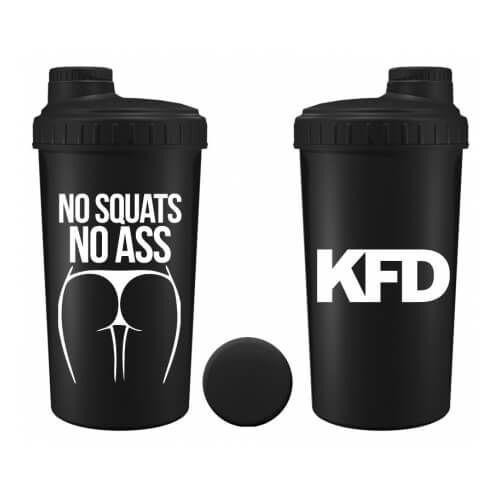KFD Shaker No Squats 600 мл