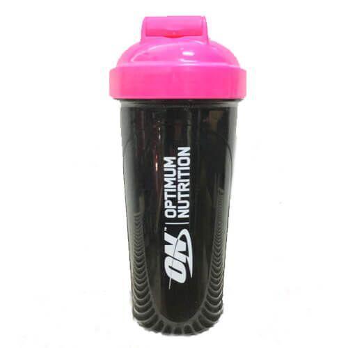 Шейкер Optimum Nutrition розовый 700 мл