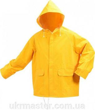 Рабочая водонепроницаемая куртка дождевик L Vorel 74626