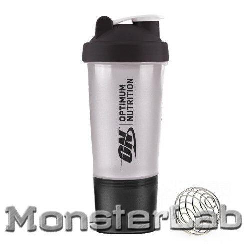 Optimum Nutrition Premium Shaker 500 мл, Прозрачный, Прозрачный