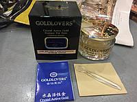 Крем для кожи вокруг глаз с Кристаллическим активным золотом GOLDLOVERS