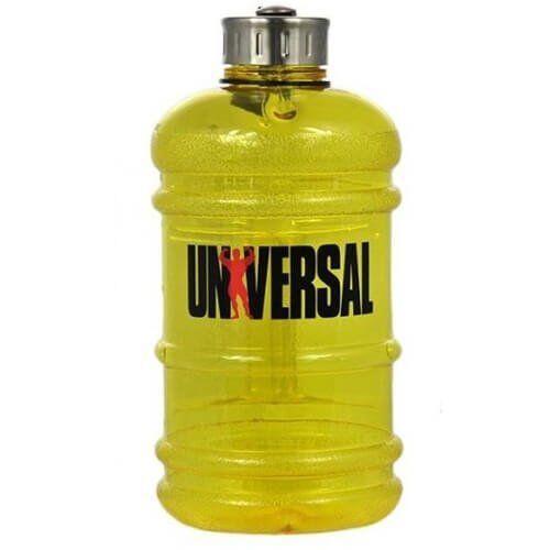 Gallon Water Bottle Universal 1.9L Yellow