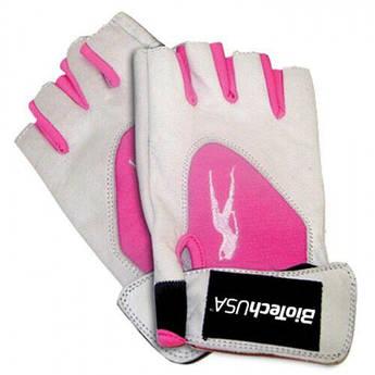 Перчатки Biotech Lady 1 White/Pink
