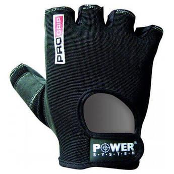 Перчатки PowerSystem Pro Grip PS-2250Черные