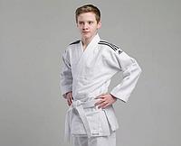 Кимоно для дзюдо Adidas Training J500 белое (Адидас)
