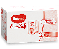Подгузники Huggies Elite Soft 3 (5-9 кг) BOX 160 шт