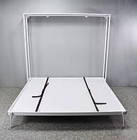 Кровать металлическая откидная