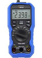 Цифровий мультиметр OWON OW16A  6000-розрядний дисплей, подсветка, термопара, фарады, частота, NCV