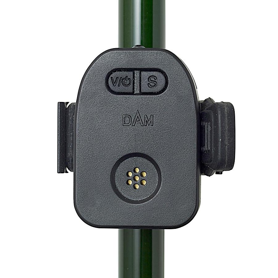 Сигнализатор клева DAM E-MOTION G2 на удилище электронный
