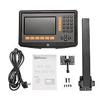 Комплект УЦИ DS50P-2V (LCD) и линеек DELOS 5 мкм для токарно-винторезного станка ТВ-320, фото 1