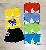 Спортивный модный костюм adidas, детская одежда, для спорта, для детей