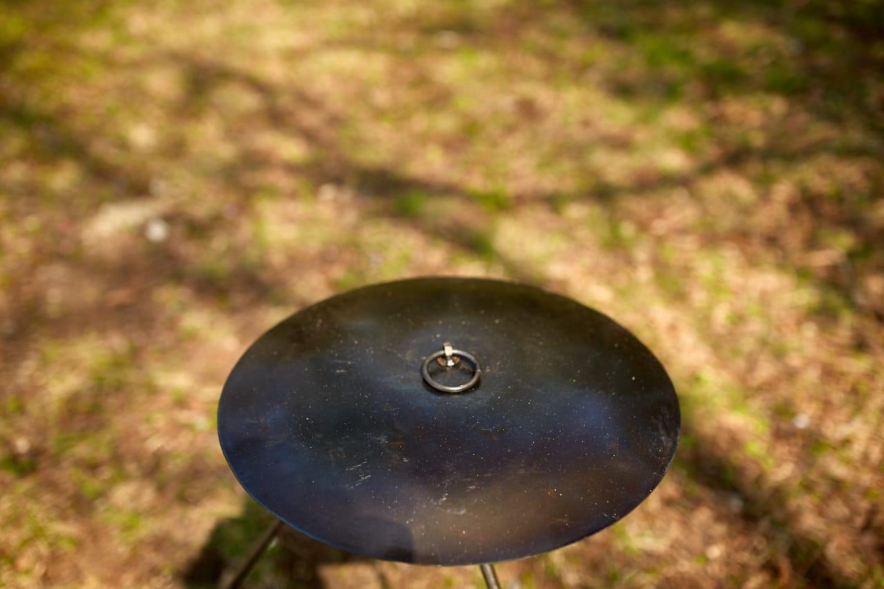 Крышка 30 см для сковороды Буковинка