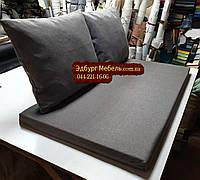 Матрасик и подушки холлофайбер для паллет 1200х600мм, фото 1