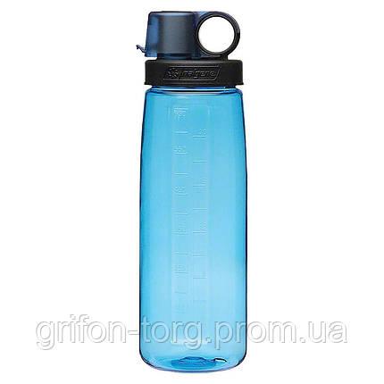 Бутылка для воды Nalgene OTG 650 мл. Blue, фото 2